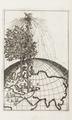 Plansch i Atlantica, 1679 - Skoklosters slott - 102658.tif