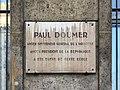 Plaque Paul-Doumer - collège Dorgelès.jpg