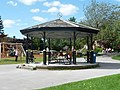 Playground in Cononley 02.JPG