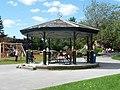 Playground in Cononley 02.JPG