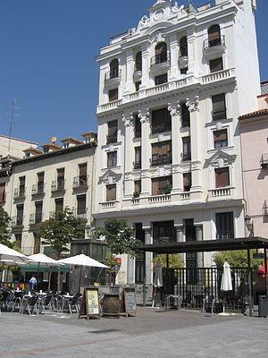 Plaza de Santa Ana Madrid 11