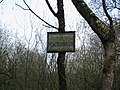 Poachers Beware - Delamere by Hatchmere - geograph.org.uk - 64939.jpg