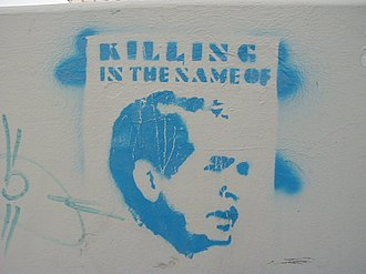 "Killing in the Name - Lyrics from ""Killing in the Name"" appear throughout popular culture."