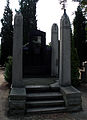 Podebrady, Hrbitov v Kluku 12.JPG