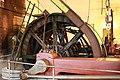 Podkrušnohorské muzeum - parní stroj 03.JPG