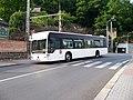 Podmokly, Labské nábřeží, autobus 813.jpg
