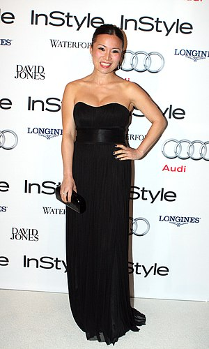 Poh Ling Yeow - Yeow at the InStyle and Audi Woman of Style Awards, May 2013