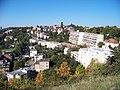 Pohled z Pavího vrchu k ulici Na pláni.jpg