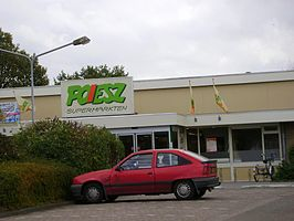 Poiesz Supermarkt in Ureterp