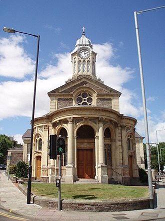 Grade II listed buildings in Bristol - Image: Polishchurchladyofos trobrama