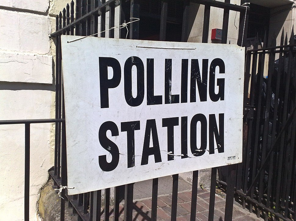 Polling station 6 may 2010
