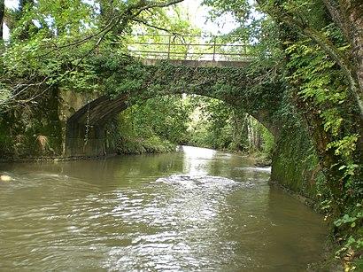 Comment aller à Pont Du Moulin Fabry en transport en commun - A propos de cet endroit