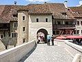 Pont et porte Saint-Jean. Saint-Ursanne.jpg