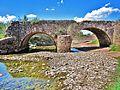Pont romain sur le ruisseau des Mourgues. (2).JPG