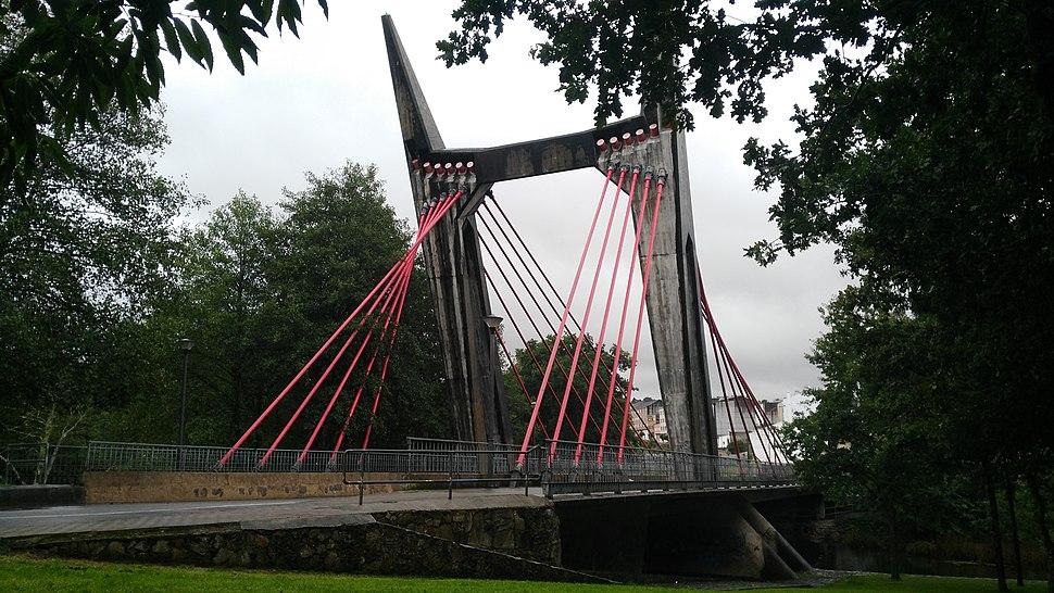 Ponte da Presa de Alende.