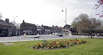 Ponteland - Image: Ponteland