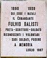 Ponti sul Mincio-Lapide a Fulvio Balisti.jpg