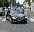 Pope Croatia 2011 car.jpg