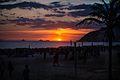 Por do Sol na Praia de Ipanema.JPG