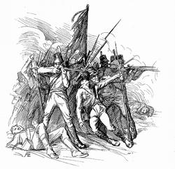 Porilaisten marssi Edelfelt