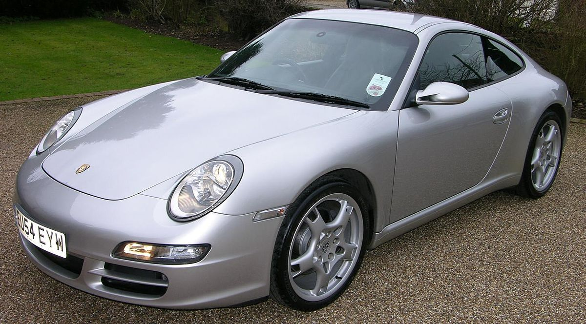 4 Door Convertible >> Porsche 997 - Wikipedia