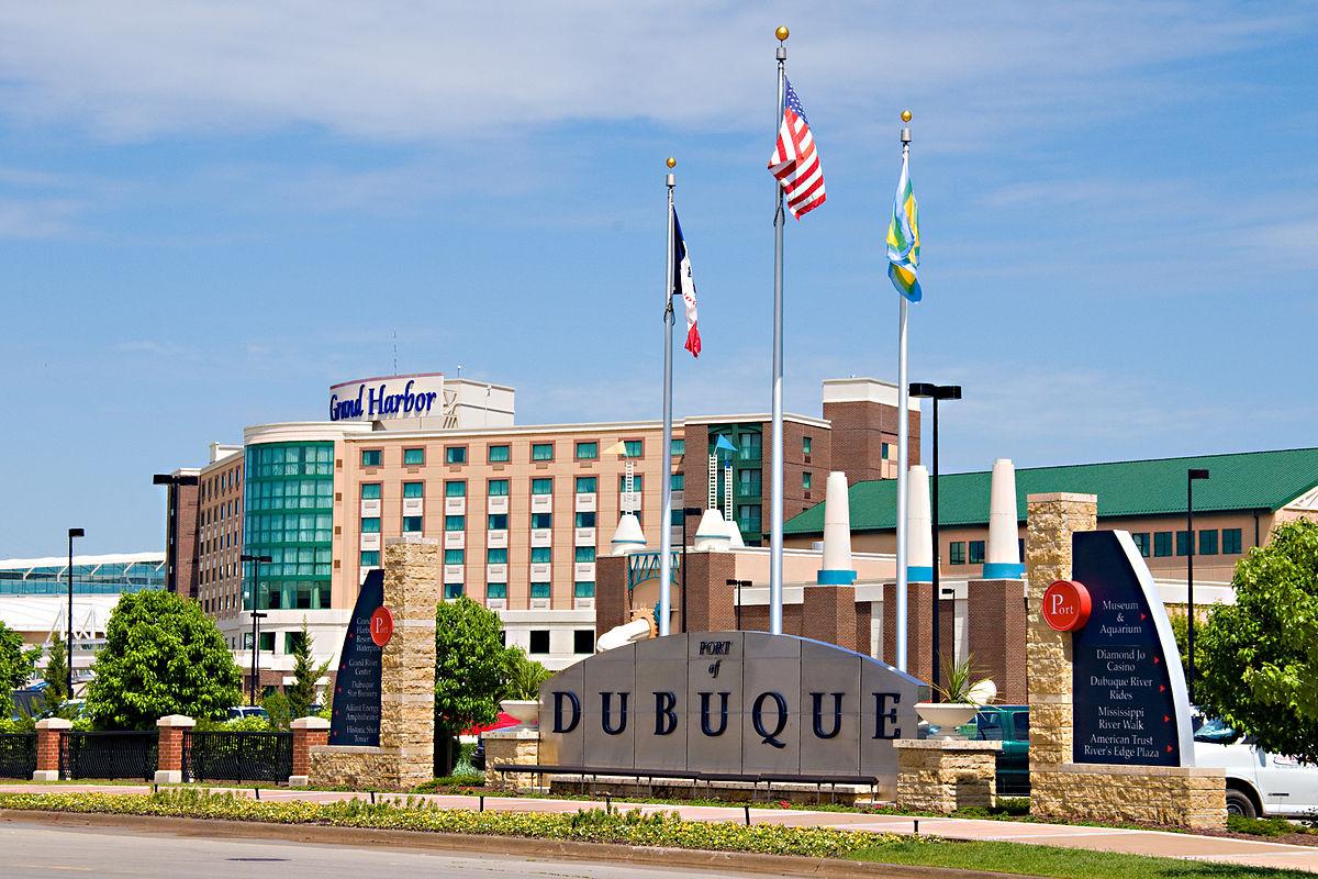 Iowa City Iowa To Dubuque Iowa