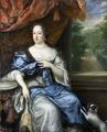 Porträtt, Margareta Juliana Wrangel. Brahe. Martin Mijtens - Skoklosters slott - 87574.tif