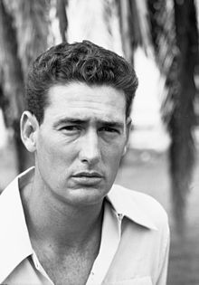Portrait of Boston Red Sox legend Ted Williams Sarasota, Florida.jpg