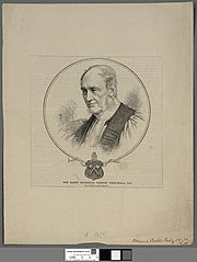The Right Reverend Connop Thirlwall, D.D