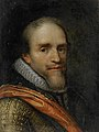 Portret van Maurits (1567-1625), prins van Oranje Rijksmuseum SK-A-2100.jpeg