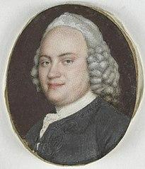 Portret van Pieter van Bleiswijk (1724-90), raadpensionaris van Holland