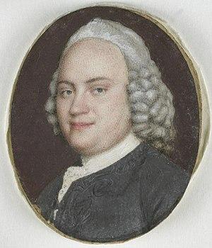 Pieter van Bleiswijk - Portrait of Pieter van Bleiswijk