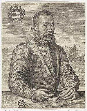 Portret van de zeeofficier Willem Bloys van Treslong, RP-P-1898-A-20672