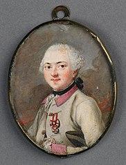 Portret van een Oostenrijkse officier