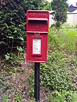 Post Box GU27 32D Linchmere Road, Linchmere, Haslemere, West Sussex.jpg