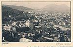Postcard of Ljubljana view 1938.jpg