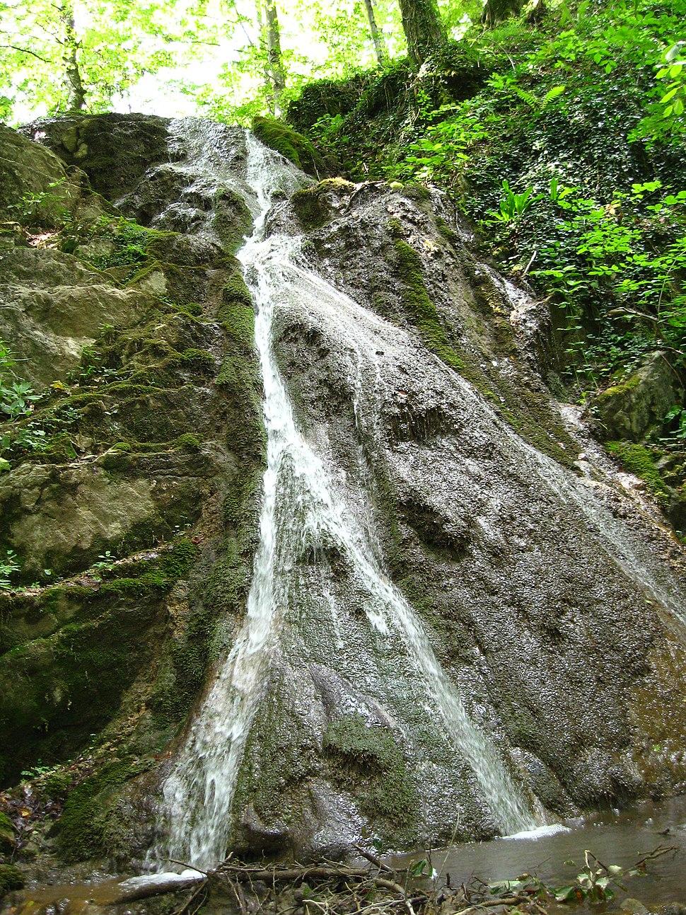 Povlen - Srednji Povlen - reka Cetina - Vodopad u gornjem toku 3