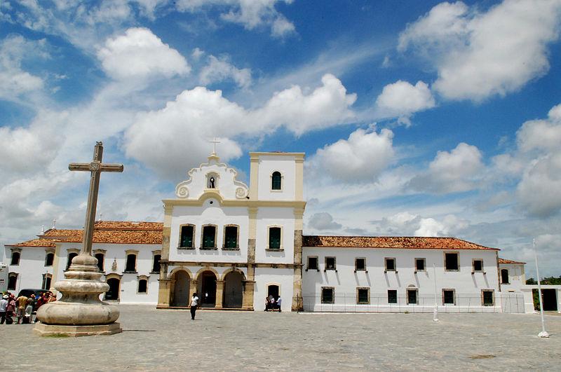 Patrimônio Cultural da Humanidade no Brasil muito antigo