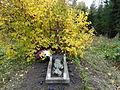 Prapuntai, dvarininkų kapas.JPG