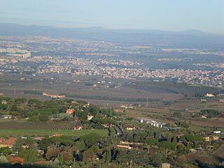 Battle of Monte Porzio battle
