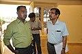 Pratik Ghosh Talks With Subrata Sen - Gandhi Memorial Museum - Barrackpore - Kolkata 2017-03-31 1295.JPG