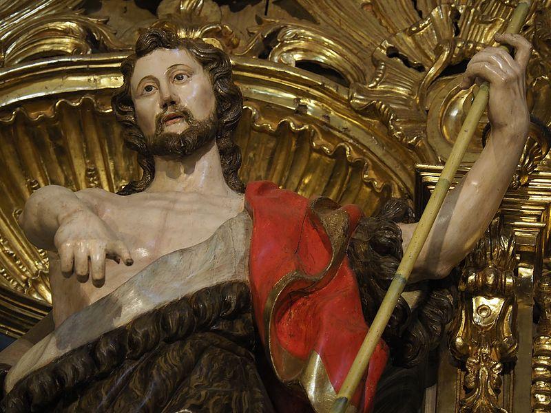 Presentación del Retablo mayor de la Iglesia de San Pedro Apóstol 02.jpg