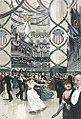 President Benjamin Harrison's inaugural ball, Washington DC 1889.jpg