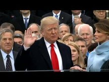 Fail:President Trump Oath of Office.ogv