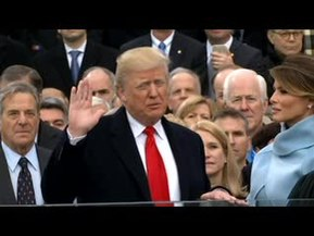 Αρχείο:President Trump Oath of Office.ogv