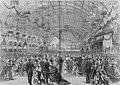 President Ulysses S.Grant's inaugural ball, Washington DC 1873.jpg