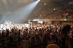 キャパ 日本 ガイシ ホール ガイシホールの座席表と会場情報