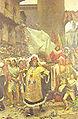Proclamació del príncep de Viana-Entrada del Príncep de Viana a Barcelona-Tusquets.jpg