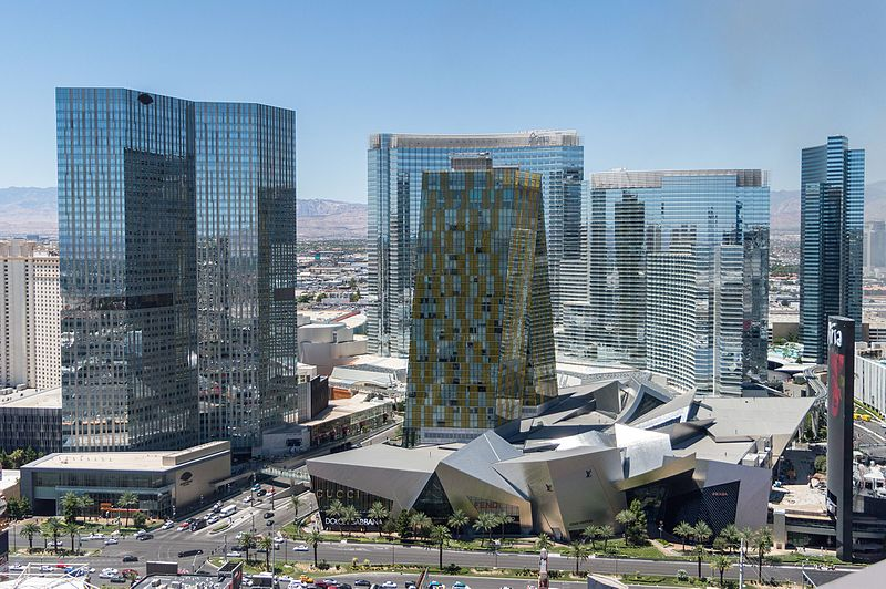 File:Project CityCenter in Las Vegas.jpg