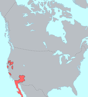 Hokan languages family of languages which is spoken in California and Mexico